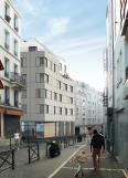 2 rue E. Chatrian - résidence sociale pour migrants seniors